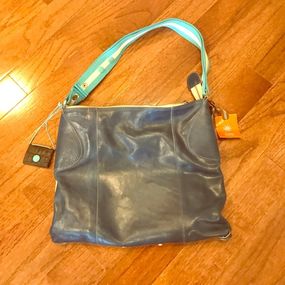 Handbags - Authentic leather, Gabs made in Italy